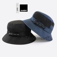 Jamont fisherman Modern Bucket Hat Topi Pria Pemancing Pancing Gunung