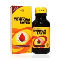 multivitamin tonikum bayer 100 ml rasa tutti frutti original termurah