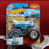 Hotwheels Monster Trucks Drag Bus