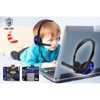 GM-006 / GM006 Headphone Gaming 360° Viration Sound Super Bass