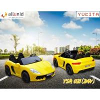 Mobil Aki Yukita YSA-021 24 Volt (bisa muat 2 orang dewasa)