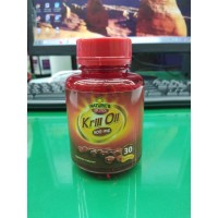NATURE'S BOSS KRILL OIL 500mg ISI 30 SOFTGEL