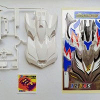 Body Z Wing Magnum (AR Chassis) + Decal