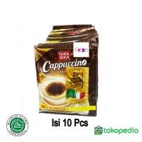 Torabika / Tora Bika Cappuccino Kopi (isi 10 pcs)
