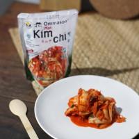 Makanan Khas Korea Kimchi Ommason