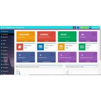 DVD Aplikasi Sistem Akuntansi dan Penjualan Berbasis Web - Codeigniter