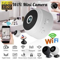 IP Camera A9 Mini Spy WiFi HD 1080P Smart CCTV Wireless Kamera IR Cam