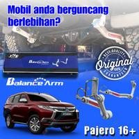 ORIGINAL Aksesoris Stabiliser Strutbar BALANCE ARM Pajero Sport 09-20