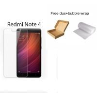 Xiaomi Redmi Note 4 Tempered Glass Screen Protector Anti Gores