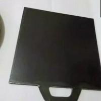 wajan baja/ wajan plat persegi baja kuat/panggangan roti ukuran 40cm