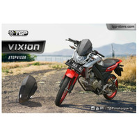 Windshield / visor / Winsil TGP Vixion New