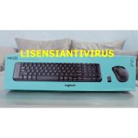 Paket Mouse dan Keyboard Wireless Logitech MK220 - Garansi Resmi 3 Th
