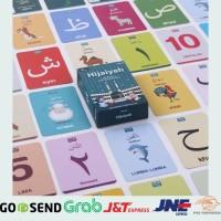 Kartu Edukasi Anak 2 Tahun - Flash Card Mainan Flashcard Hijayah