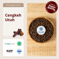 Cengkeh Utuh / Cloves Whole 250gr Export Quality