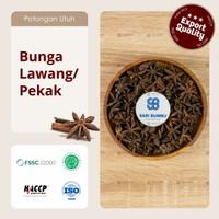 Bunga Lawang / Pekak Utuh / Staranise Whole 250gr