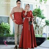 baju couple muslimah asmaradana