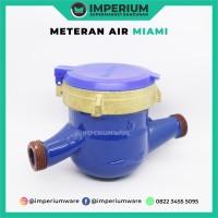 METERAN AIR BESI / WATER METER MIAMI TERMURAH