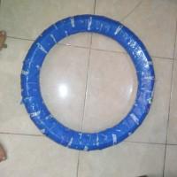 Ban Luar IRC 80 /90 -17 untuk roda belakang motor bebek
