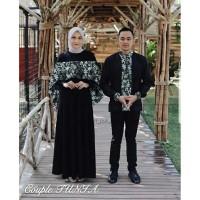 Baju Batik Couple Anak Muda