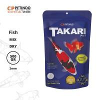 CPPETINDO Takari Fish Food 2mm Mix - 500gr
