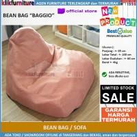 Bean Bag Beanbag Sofa Kualitas Premium (termasuk isi) BAGGIO