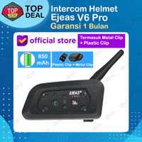 EJEAS V6 Pro Bluetooth Rider Intercom Vnetphone 6 Riders Helmet SENA