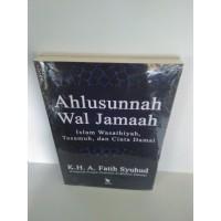 BUKU Ahlussunnah Wal Jamaah Aswaja Islam Wasathiyah Tasamuh CintaDamai
