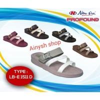 Sandal selop/kokop wanita merk New Era