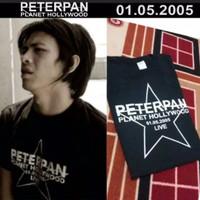 Ariel Noah - T-shirt Peterpan TSB-008