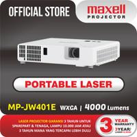 MAXELL PROJECTOR MP-JW401E LASER PROYEKTOR TERMURAH RINGAN PORTABLE