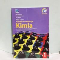 Buku Siswa Kimia SMA MA Kelas X Grafindo Bekas