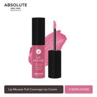 Absolute New York Lip Mousse Full Coverage Lip Cream