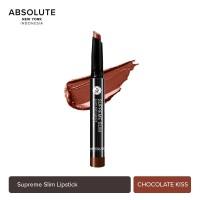 Absolute New York Supreme Slim Lustre - Satin Lipstick
