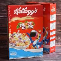 KELLOGG'S FROOT LOOPS 300 Gram Kellogs Kelloggs Cereal Sereal