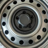 Ready Stock Center Dop Velg Kaleng Sahara Promo