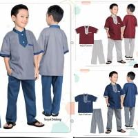 Stelan Koko anak RAFA 2 - 12 tahun - baju koko anak laki laki