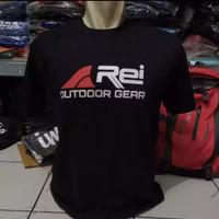 Baju Kaos T-shirt REI Outdoor Gear Kaos Pria Keren Simple Unik Distro