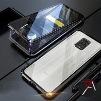 Xiaomi Redmi Note 9 Pro 9Pro Double Side Glass Magnetic Case Metal
