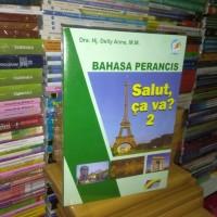 buku bahasa Perancis salut,ca ca? 2 untuk SMA kelas 2 kurikulum 2013