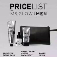 Ms Glow For Men Paket Basic 3in1 - Raffi Ahmad Juga Make Loh