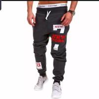 Celana Joger Jogger Pants Pria Training Celana Santai Unisex Fashion
