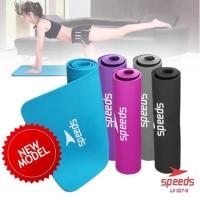 Matras yoga mat karpet spons tikar speeds NBR 183/61cm 10mm +tas