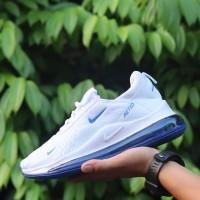 Sepatu Nike Air Max 720 White Blue
