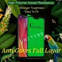 Anti Gores Oppo A92 A52 A53 A31 A12 A9 A5 2020 Ceramic Film Full layar