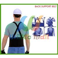 Korset Back Support Belt Sabuk Penyangga Punggung Dan Perut By GOSAVE