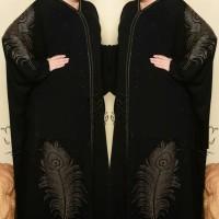 Abaya Mewah Original Dubai Terhits