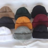 KUPLUK DEWASA/BEANIE HAT SHORT /BENAIE HAT SKATE