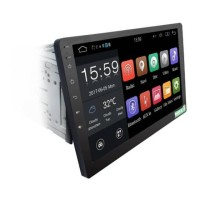 Avix AX2AND2669G Head Unit Mobil Double Din Android 10.1 Inch TV DVD