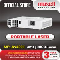 MAXELL PROJECTOR MP-JW4001 LASER PROYEKTOR TERMURAH RINGAN PORTABLE