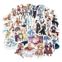SAO004 – Stiker Sticker Anime Manga Cosplay SAO Sword Art Online